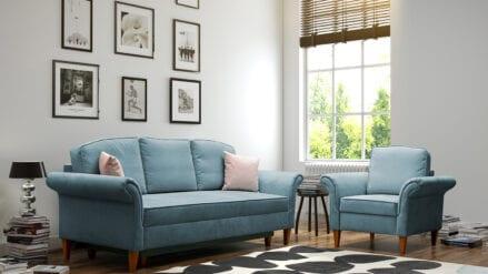 modern klassisches Sofa Alex