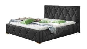 Polsterbett mit Bettkasten Trivio