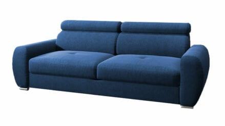Schlafsofa Matteo sofa dunkelblau