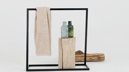 designer Kleiderständer Hall Bath 100 rot