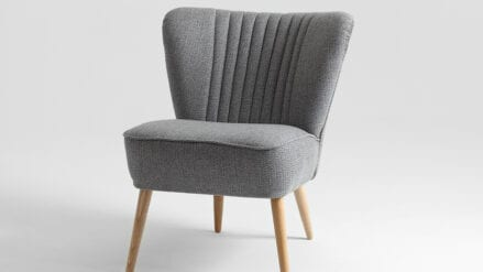 Sessel grau Harry