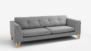 Sofa Willy Pepitake