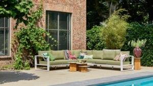 Garten Lounge Set Savona