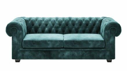 3-Sitzer Sofa Chesterfield