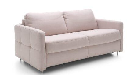 Längsschläfer Schlafsofa 3-Sitzer Ema