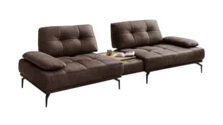 Sofa mit Bar Falkone - eterno 4