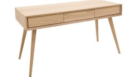Schreibtisch Eiche Dunn 3