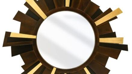 Spiegel rund sunbeam