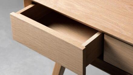 Schreibtisch Eiche Amaranth