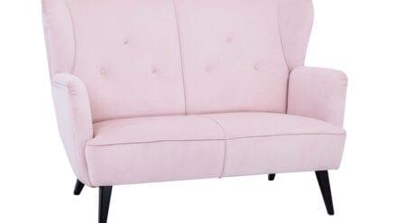 Sofa rosa Callas
