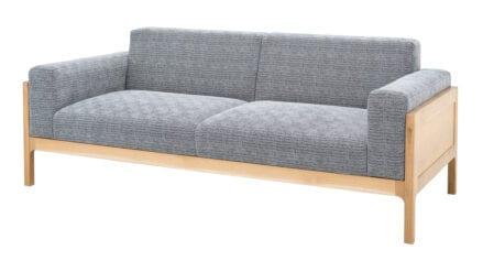 Sofa Magnus mit Eiche