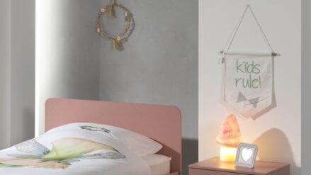 Nachtkonsole Buby rosa