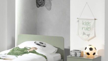 nachtkommode Buby Grün