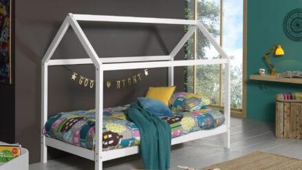 Hausbett Weiß Capa3