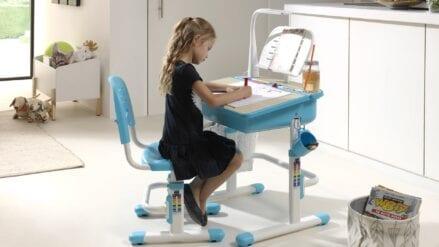Schreibtisch Dani 2 Blau