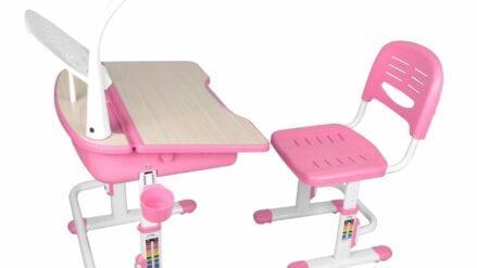 Schreibtisch Dani 2 rosa