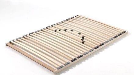 Lattenrost 120x200 cm mit Härteverstellung