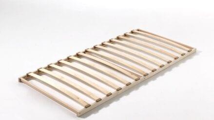 Lattenrost mit 13 Schichtholzfederleisten