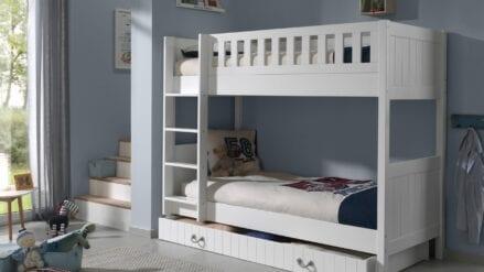 Etagenbett mit Bettschublade Dalia