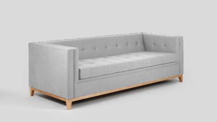 3-Sitzer Schlafsofa Sofa grau by Tom