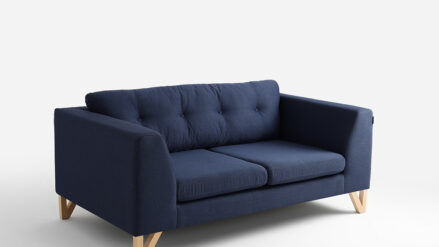 Schlafsofa sofa 2-Sitzer Willy