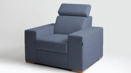 Relax Sessel blau Atlantica