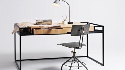 Schreibtisch Eiche K16