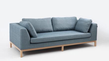 3-Sitzer Sofa Ambient Wood