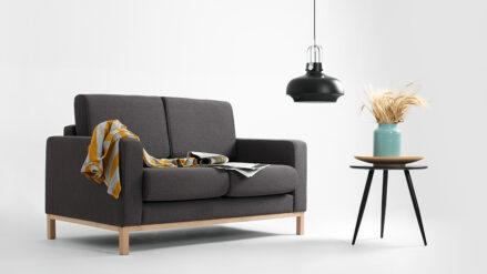 2-Sitzer Sofa Scandic