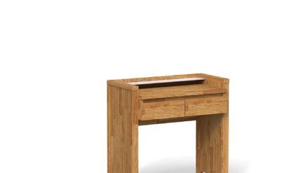 Eiche Schreibtisch schminktisch aus eiche Vinci