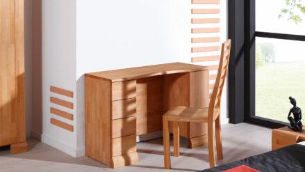 Massivholz Schreibtisch Seti