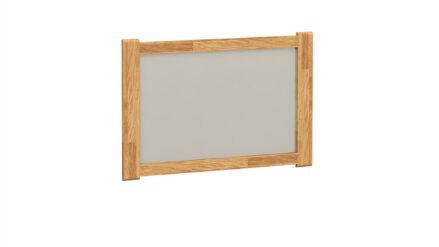 Massivholz Spiegel aus eiche Seti 70x70 70x110 70x140 cm
