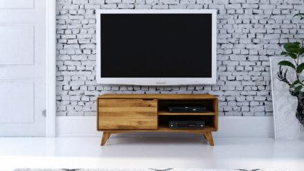 TV-Schrank Eiche 120x40 cm Greg