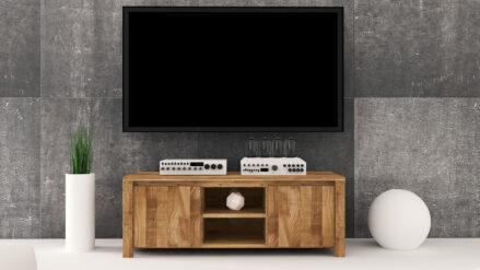 Massivholz TV-Schrank Vinci 1034