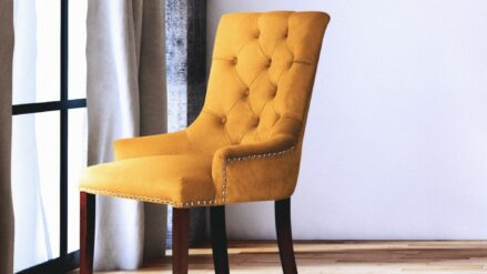 Polsterstuhl Chesterfield August