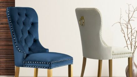 Polsterstuhl Chesterfield Madame