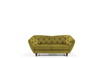 2-Sitzer Sofa Chesterfield Venecia