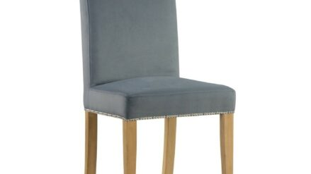 Polsterstuhl Willford dunkelgrau