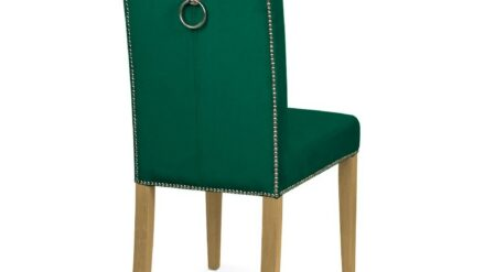 Polsterstuhl Willford Lux dunkelgrun