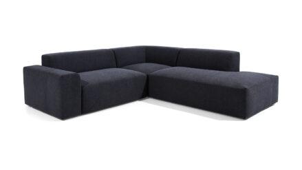 Ecksofa minimalistisch Zeus XL