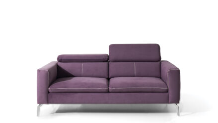 Sofa mit Kopfteilverstellung Paco 2