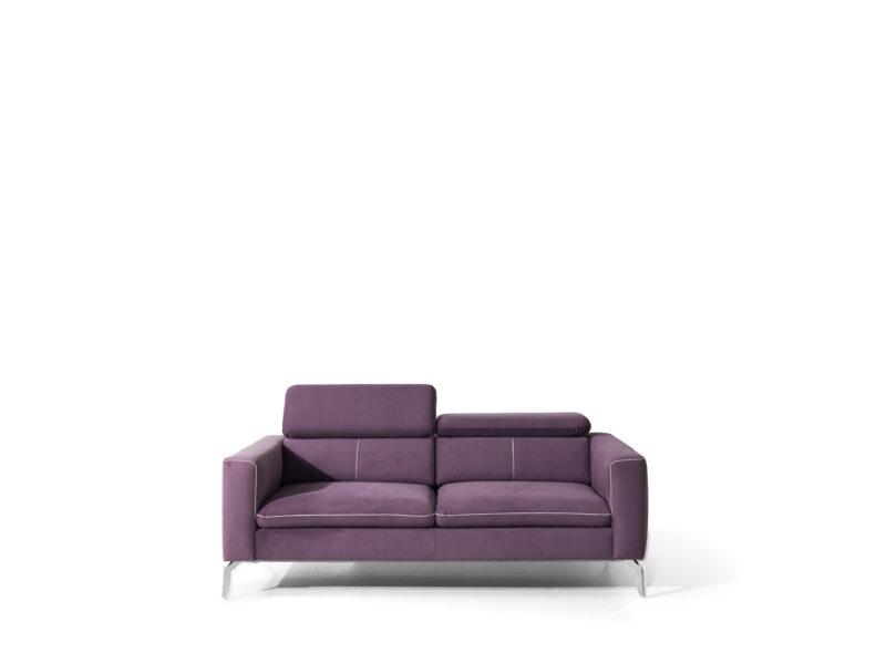 Sofa mit Kopfstützenverstellung Arezza