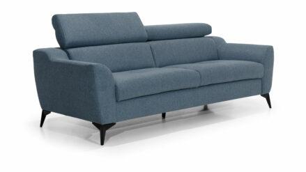 Sofa mit verstellbaren Kopfstützen Pescara 3