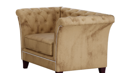 Chesterfield Sessel Milano