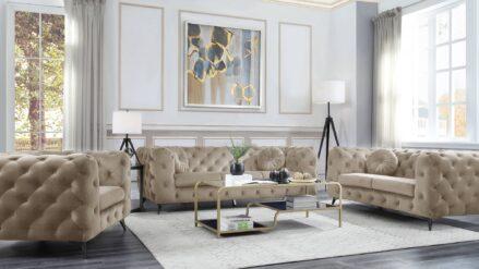 Sessel sofa Chesterfield Losangeles