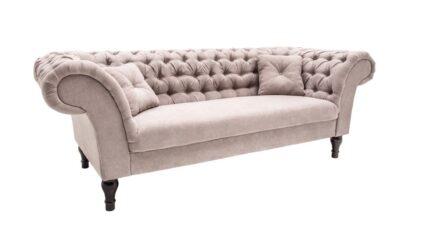 Chesterfield Sofa 3-Sitzer 2-sitzer Charleston